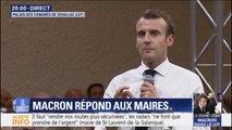 """""""Le sujet de l'immigration ne doit pas être un tabou"""", Emmanuel Macron répond à la maire de Montauban"""