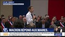 """Laïcité: Pour Macron, """"Nous sommes une pays où on est libre de blasphémer"""""""