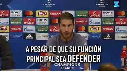 Sergio Ramos llega a los 100 goles