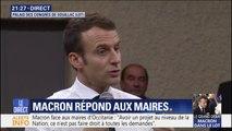 """Démocratie participative: Emmanuel Macron souhaite """"une levée progressive de toute forme d'anonymat"""""""