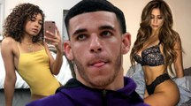 Lonzo Ball's Baby Mama Denise Garcia Caught CREEPING On His Side Chick On Instagram!