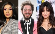 Cardi B, Post Malone, Camila Cabello and More Will Perform at Grammys