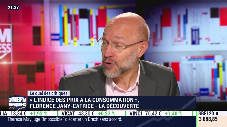 Dailymotion Video: Le duel des critiques: Florence Jany-Catrice VS Jean Quatremer - 19/01