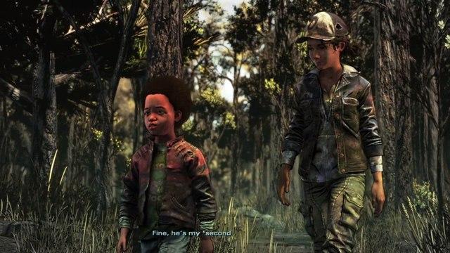 The Walking Dead - The Final Season - Episode 3 ️