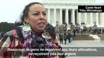 """Les Amérindiens, eux aussi victimes du """"shutdown"""""""