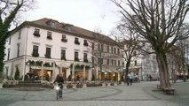La ville allemande de Weimar, berceau du Bauhaus
