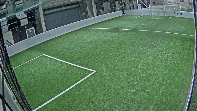 01/19/2019 00:00:01 - Sofive Soccer Centers Rockville - Maracana