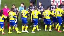 FC Sochaux-AC Ajaccio (0-0) - Résumé J21 [2018-2019]