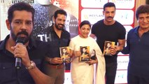 Anup Soni speaks at the launch of his book Crime Patrol: The most thrilling stories | FilmiBeat