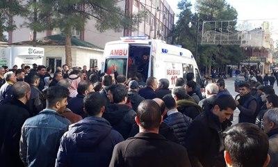 Mardin'de taşlı sopalı kavga: 3 yaralı