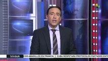 teleSUR noticias. Chalecos amarillos vuelven a las calles en Francia