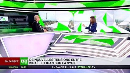Selon Richard Labévière, Israël soutient toujours Jabhat al-Nosra 16-1-2019