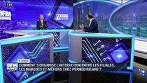 """Pierre-Yves Calloc'h: """"Un des changements apportés par l'accélération digitale est ce contact direct avec les consommateurs."""""""