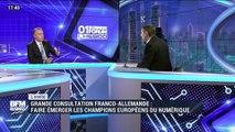 """Luc Bretones: """"On a besoin de l'intelligence la plus collective possible pour trouver des solutions au redémarrage de l'Europe économique"""""""