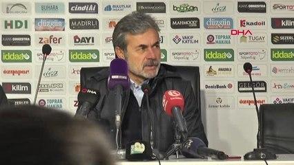 Spor B.b Erzurumspor - Atiker Konyaspor Maçının Ardından