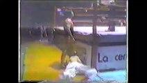 El Satanico vs Samurai Shiro Koshinaka (CMLL July 30th, 1984)