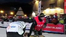Résumé de l'Etape 7a – Samedi 19 janvier – Val Cenis - Base Polaire