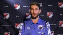 Ignacio Piatti of Impact talks about upcoming season at MLS Media Day