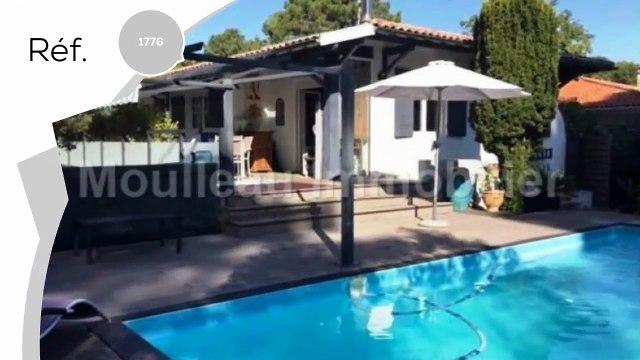 A vendre - Maison - ARCACHON (33120) - 7 pièces - 160m²