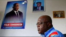 Tshisekedi declared DR Congo's president, but runner-up revolts