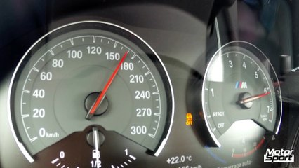 BMW M2 : 0-260 km/h