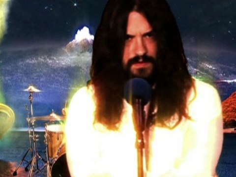 Shooter Jennings & Hierophant - Lights in the Sky