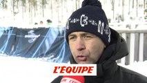 Bjoerndalen «Fourcade sait ce qu'il a à faire» - Biathlon - CM (H)