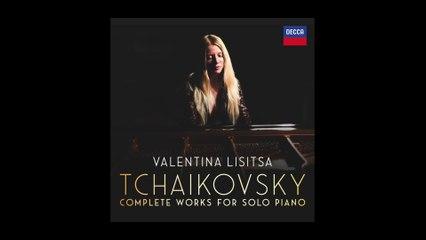 Valentina Lisitsa - Tchaikovsky: 12 Morceaux, Op. 40, TH 138: 2. Chanson triste