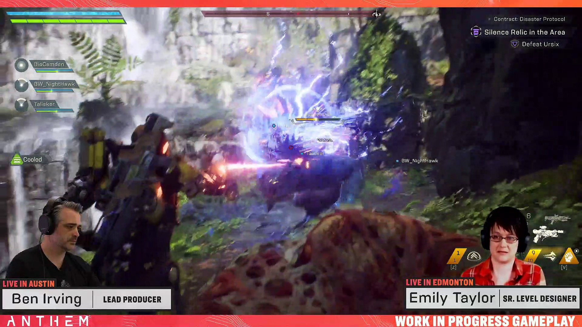 Anthem Gameplay walkthrough Series, Part 2: Story, Progression and Much more!!!