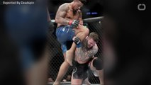 Greg Hardy's DQ'd From First UFC Fight