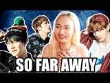 BTS SUGA JIN JUNGKOOK 'SO FAR AWAY' REACTION