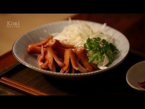 심야식당 비엔나 소시지 深夜食堂 Midnight Diner 키미 Kimi