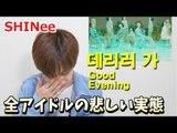 【SHINee 데리러 가(Good Evening)】このMVは悲しすぎる。【MV解説】