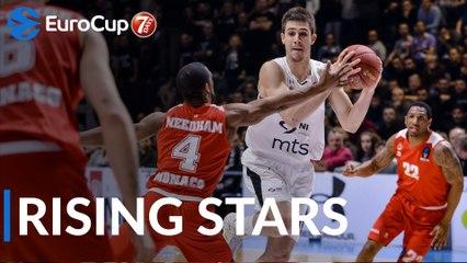 Rising Stars: Vanja Marinkovic, Partizan NIS Belgrade