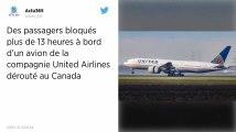 Canada. Des passagers bloqués seize heures dans un avion, avec - 30°C à l'extérieur