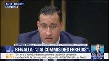 """Alexandre Benalla refuse de répondre aux questions des sénateurs sur ses passeports mais affirme: """"Ils étaient à l'Élysée le 19 septembre"""""""