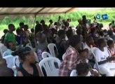 RTG/Les enfants de Ntoum prennent part à la 2e édition du festival enfant organisé par le collectif des jeunes de cette localité