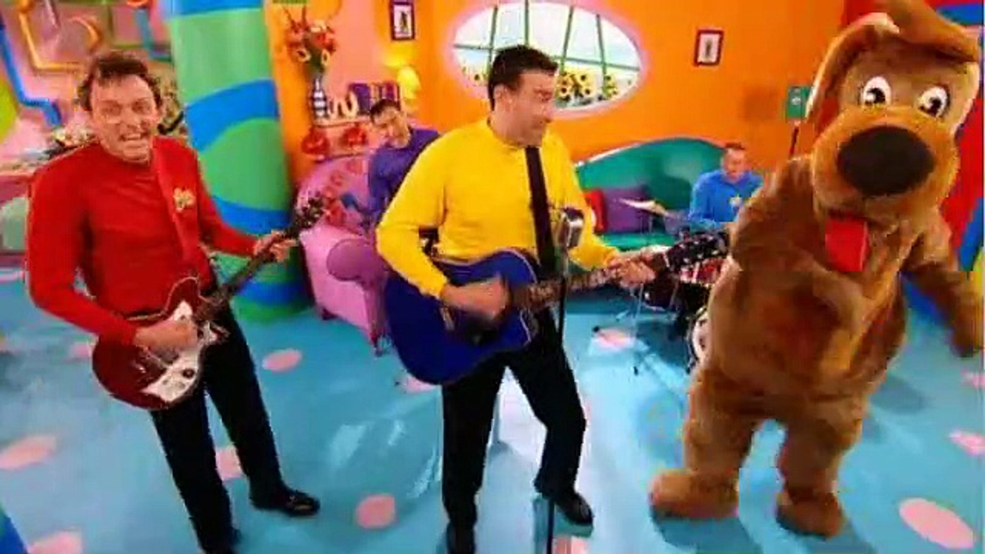 The Wiggles Show Series 5, Episode 13 - Wiggly Shopping List