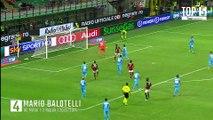 Nossos gols mais bonitos em AC Milan X Napoli
