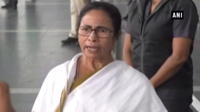 Mamata Banerjee rubbishes Amit Shah's chopper controversy, calls it misleading