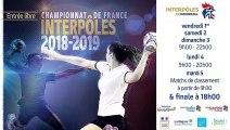 Handball Interpoles filles 2019