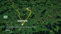 The Route / Le Parcours - Men/ Hommes - Liège-Bastogne-Liège 2019