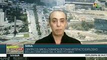 teleSUR Noticias: Colombia: movilizaciones repudian ataque