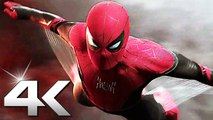SPIDER-MAN FAR FROM HOME Bande Annonce 4K + VF