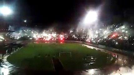 Ambiance de folie à Annaba à l'occasion du match USMAn-CABBA (3-1)