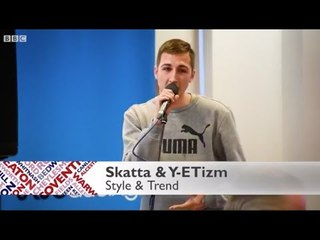 Y-ETizm & Skatta - Style and Trend Live at BBC Music Introducing in Coventry