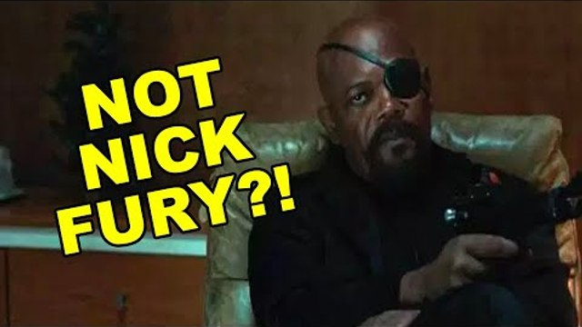 Spider-Man: Far From Home - Nick Fury Impostor Theory EXPLAINED