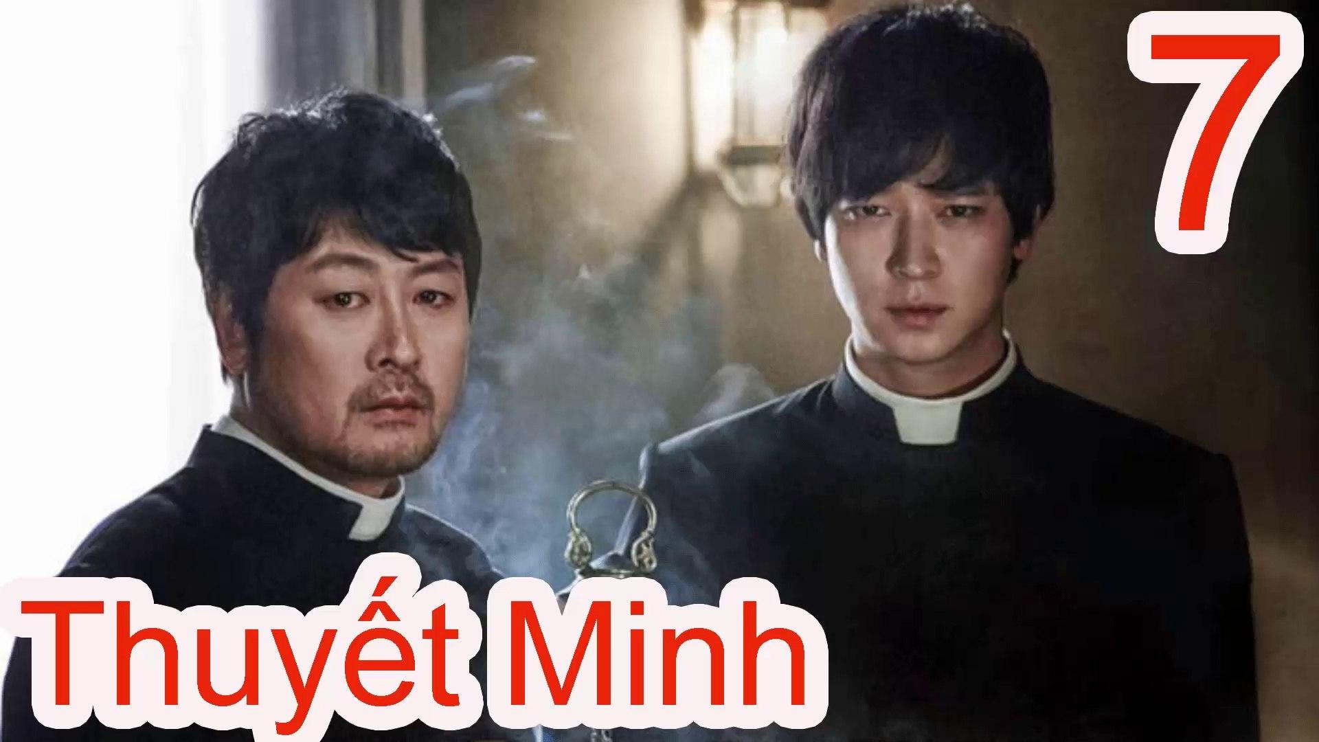 Trừ Tà Thuyết Minh Tập 7 - Phim Hàn Quốc
