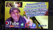 A Dtube Special - Video Response to @hauptmann - Where Do I See Myself with @dtube or @steemit in the Next 5 Years? Where Do You See Yourself with @dtube or @Steemit in 5 Years?