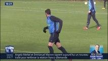 Un avion transportant le footballeur Emiliano Sala a disparu hier soir au-dessus de la Manche